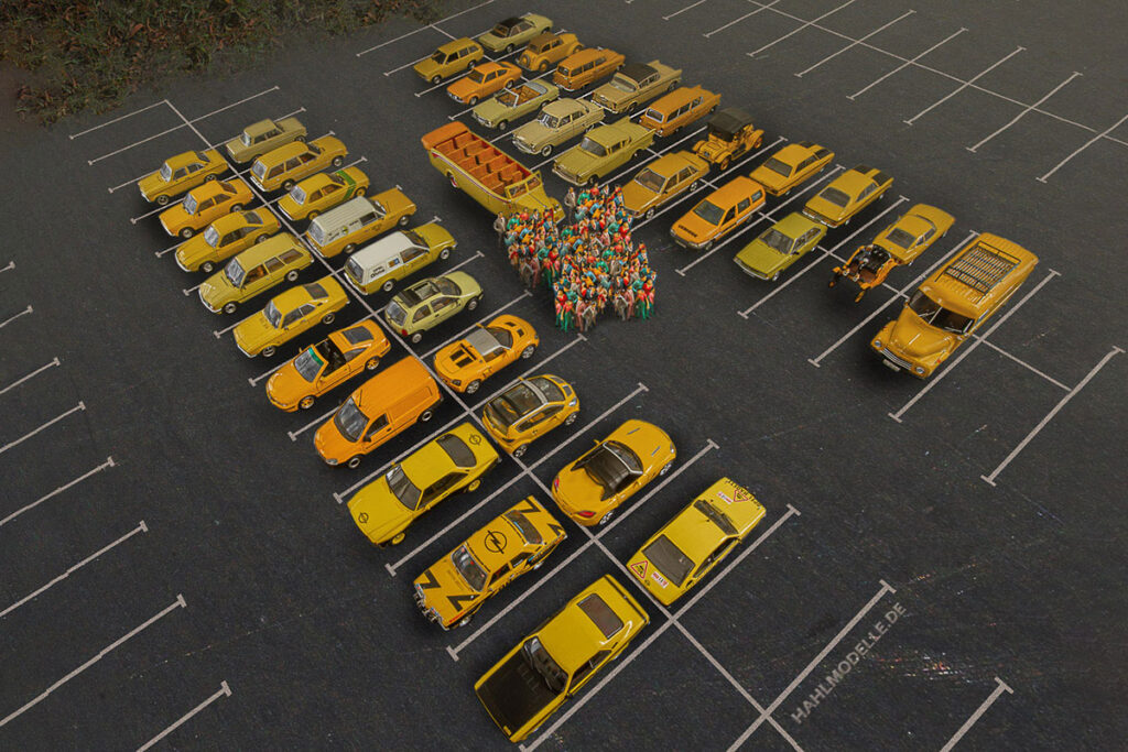 Gelbes Gruppentreffen
