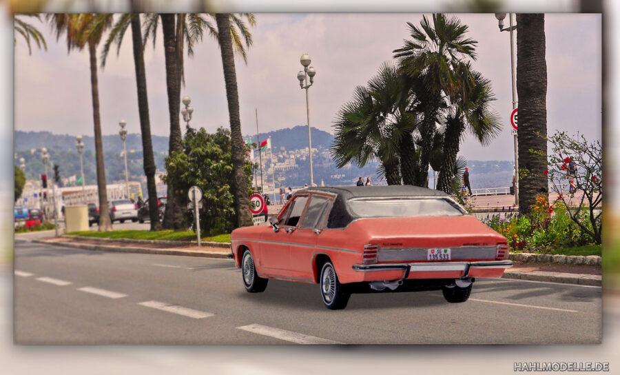 Modellauto | hahlmodelle.de | Opel Diplomat B Fastback-Limousine (Vogt)