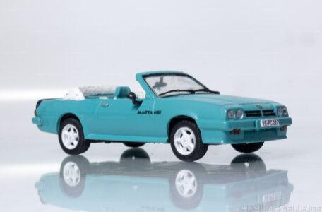 Modellauto | hahlmodelle.de | Opel Manta B Cabriolet (Piecha)