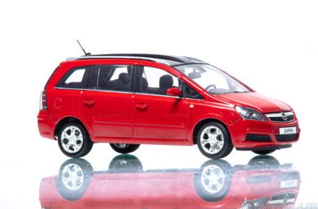 Modellauto | hahlmodelle.de | Opel Zafira B