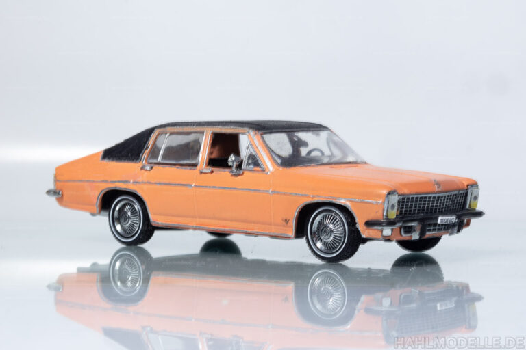 Opel Diplomat B Fastback-Limousine (Vogt)