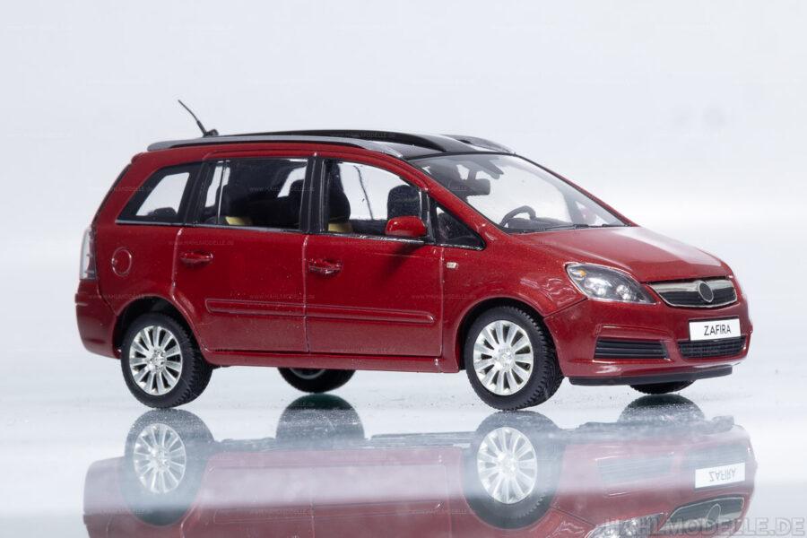 Modellauto   hahlmodelle.de   Opel Zafira B