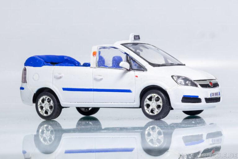 """Opel Zafira B, Cabriolet Taxi """"Capri"""" (Vernagallo)"""