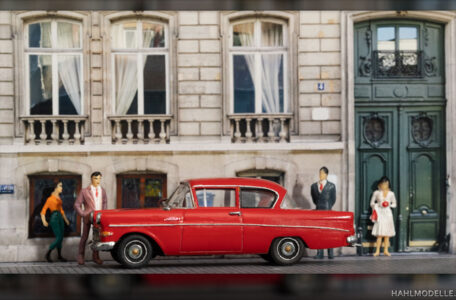 Modellauto | hahlmodelle.de | Opel 1200