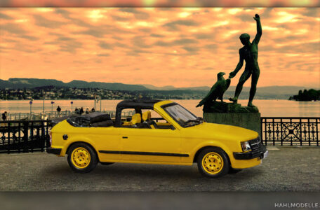 "hahlmodelle.de | Opel Kadett D ""Aero"" (Welsch)"