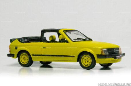 "Modellauto | hahlmodelle.de | Opel Kadett D ""Aero"" Welsch"