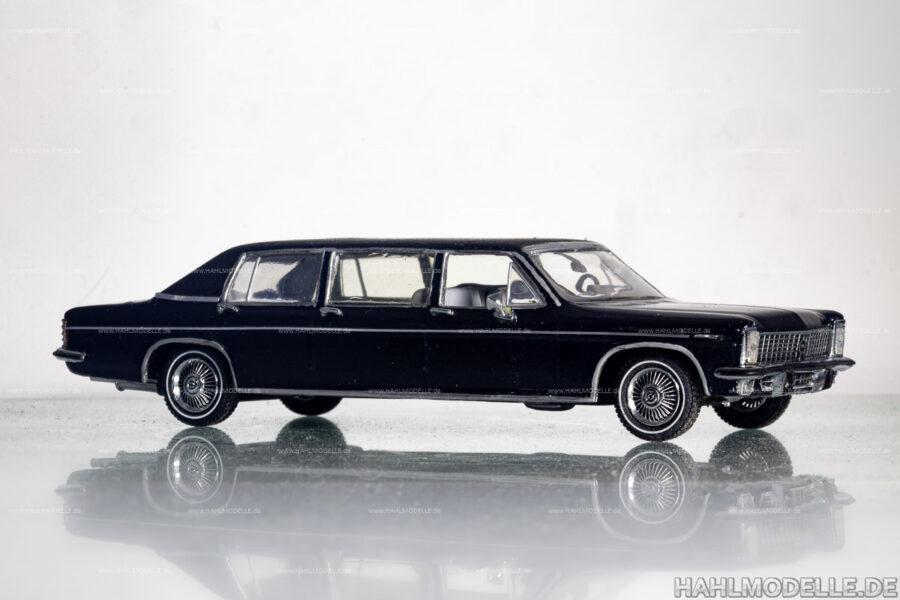 Modellauto   hahlmodelle.de   Opel Diplomat B, Stretch-Limousine 6-Türer (Vogt)