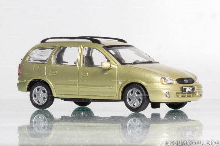 Opel Corsa B, Caravan